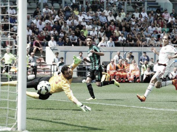 Un super Berardi schianta il Milan