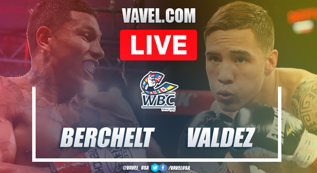 Highlights and best momentos of Oscar Valdez's victory over Miguel Berchelt in Box 2021