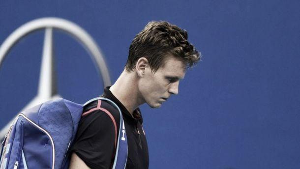 Atp Pechino, Nadal batte Pospisil. Fuori Berdych