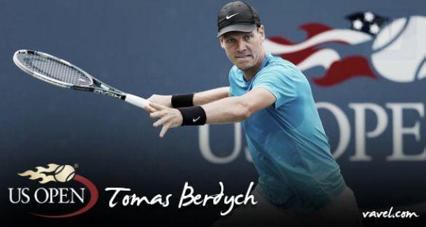 US Open 2015. Tomas Berdych: la eterna alternativa