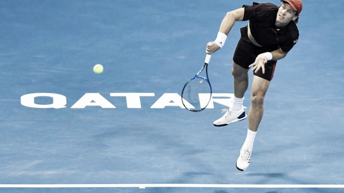 Berdych derrota Kohlschreiber em seu retorno às quadras após mais de seis meses