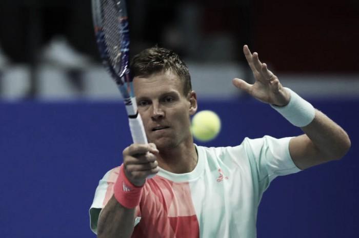 ATP St. Petersburg: Quarterfinal field set after wild day four