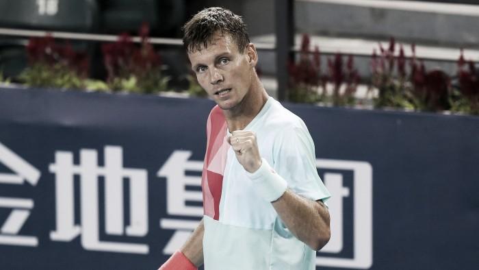 Tomas Berdych bate Gasquet e conquista o ATP 250 de Shenzhen