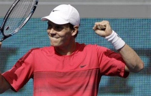 Berdych in finale a Madrid