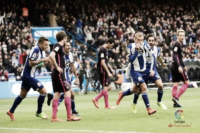 Previa: FC Barcelona - Deportivo de la Coruña: Duelo de clases
