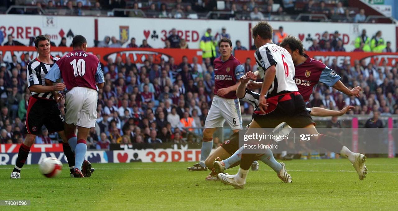 Aston Villa vs Sheffield United 2007: The match that changed it all