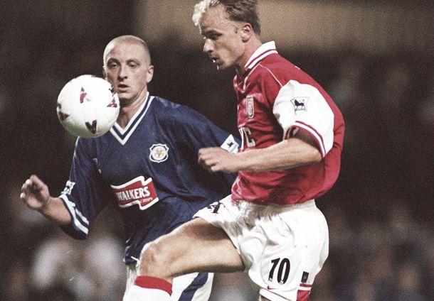 Remembering Bergkamp's Leicester Hat trick