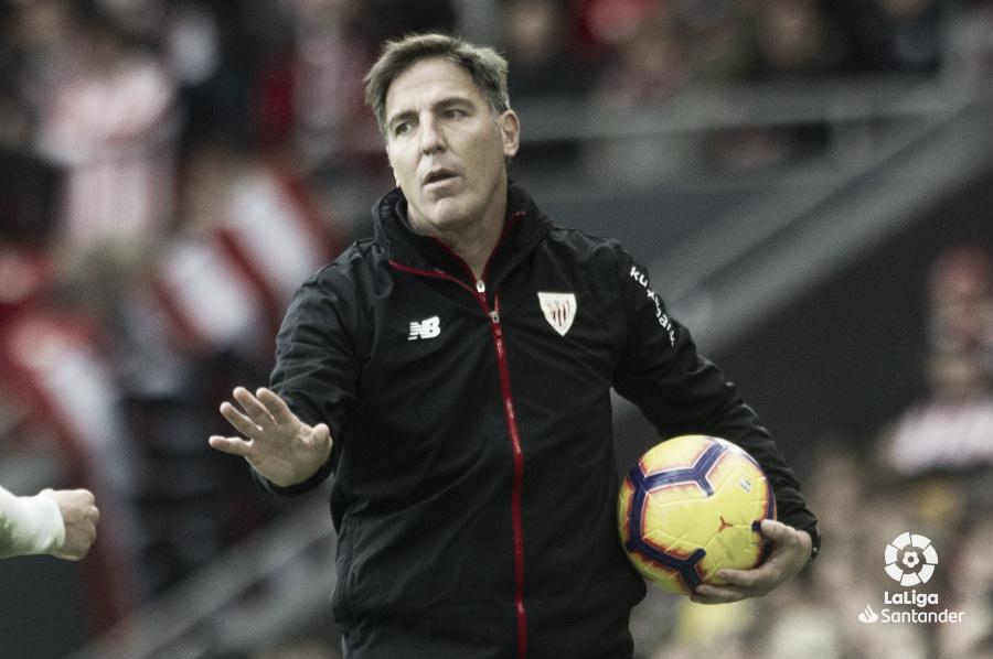 Berizzo, a la altura de Valverde y 'Txetxu' Rojo