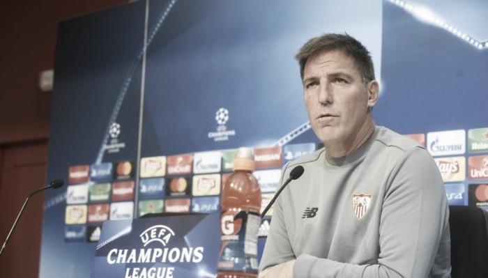 """Champions League - Parola a Berizzo: """"Possiamo fare bene, domani sceglierò chi giocherà"""""""