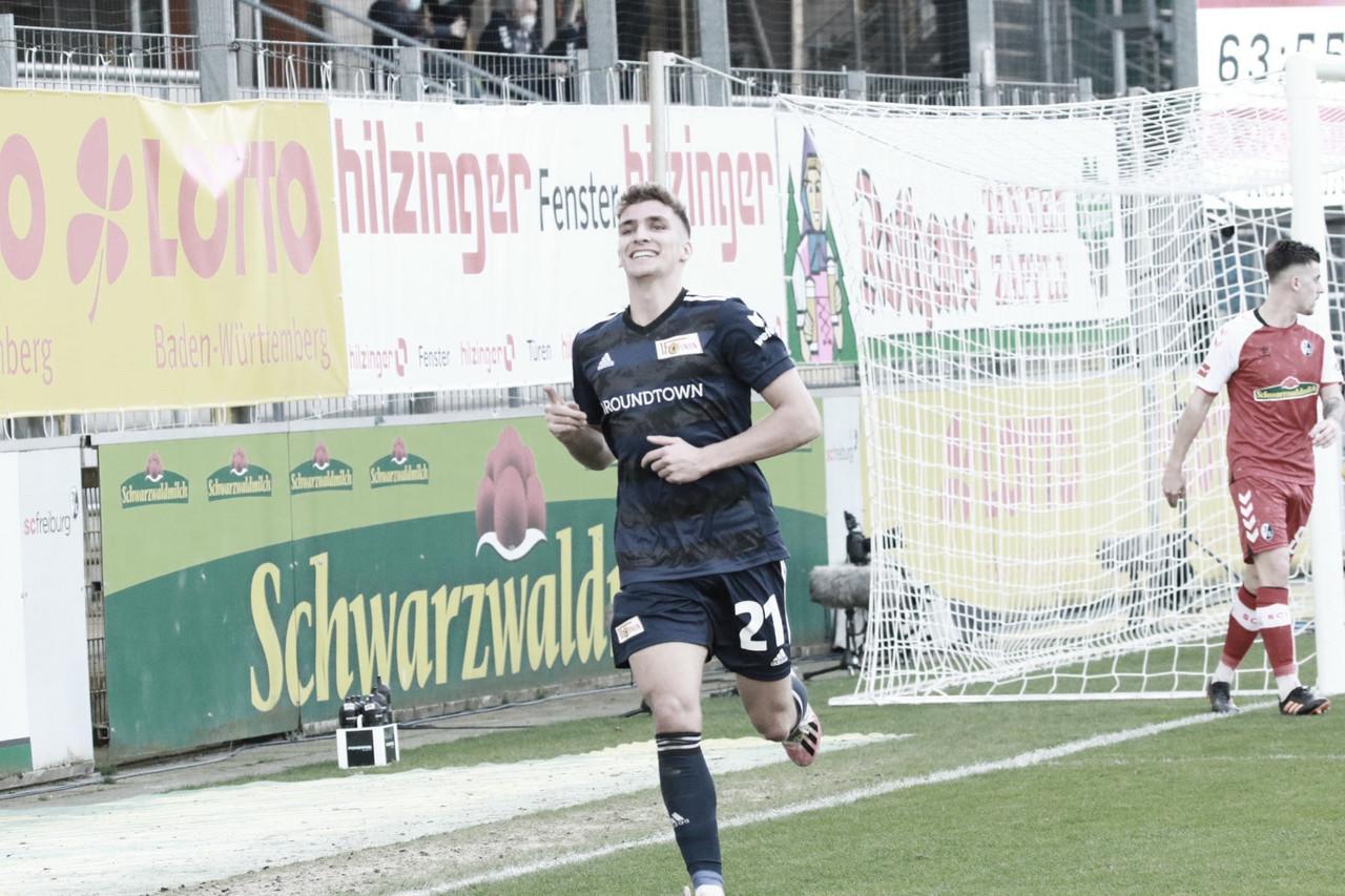 Union Berlin quebra série sem vitórias e bate Freiburg fora de casa