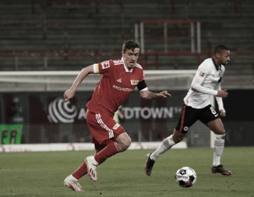 Union Berlin 3 a 3 Eintracht Frankfurt (Foto: Divulgação / Bundesliga)