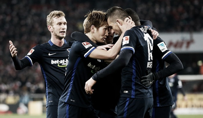 Hertha BSC vs. Eintracht Frankfurt: Dardai's men welcome Frankfurt to the capital for vital clash