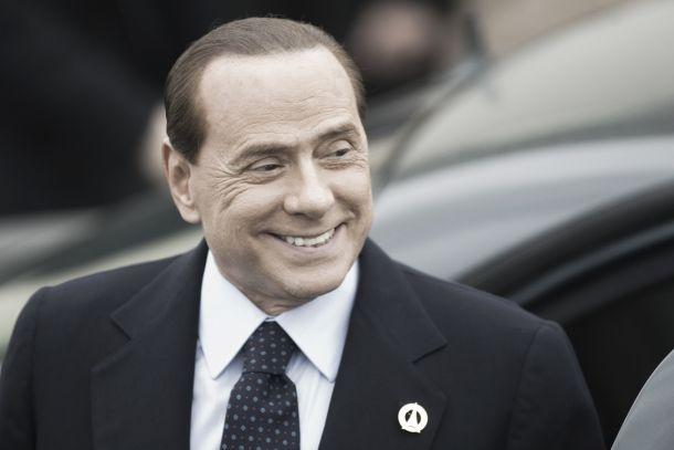 """Berlusconi: """"Convinto dal piano commerciale di Mr.Bee. Sul nuovo stadio penso positivo"""""""