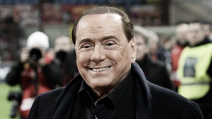 """Berlusconi: """"La mia decisione di vendere il Milan è dichiarata, ma serve qualcuno che lo rilanci"""""""