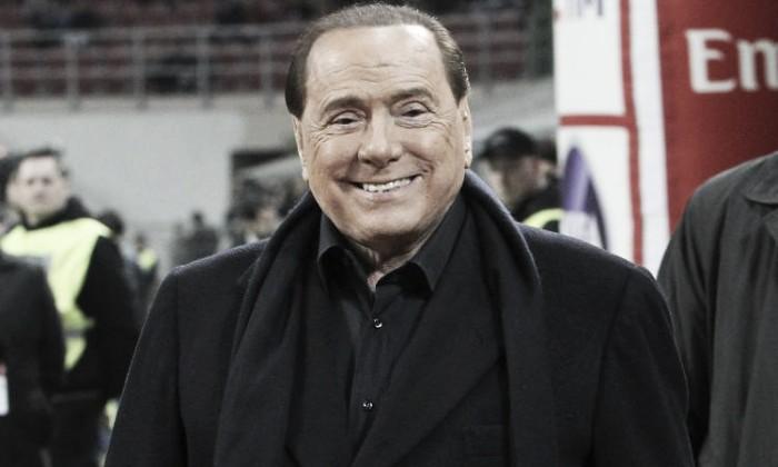 """Milan, Berlusconi: """"La trattativa con i cinesi ha già avuto un buon esito"""""""