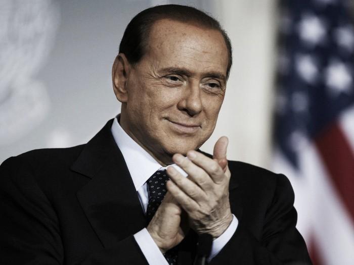 """Berlusconi: """"Siamo a 8 finali di Champions, in cinque anni dobbiamo arrivare a 10"""""""