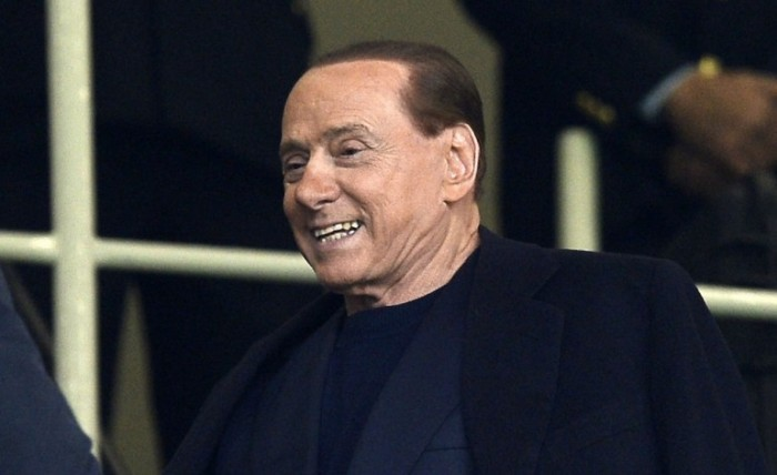 """Silvio Berlusconi rivela: """"Sarri era candidato alla panchina del Milan"""""""