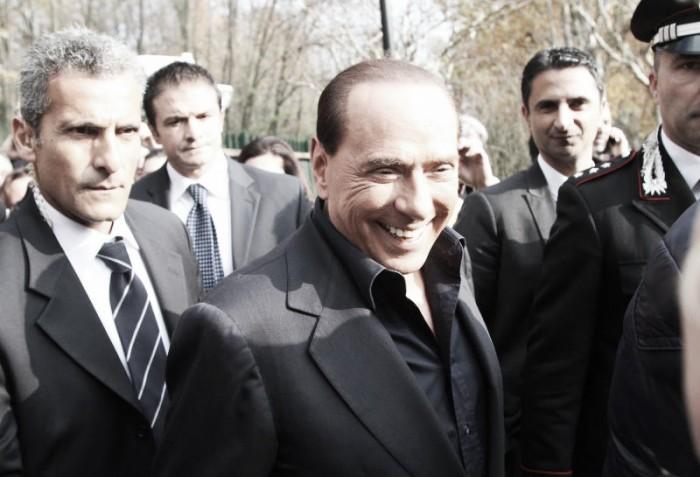 """Berlusconi: """"Galliani e Barbara hanno a cuore il Milan. Balotelli può essere una risorsa"""""""