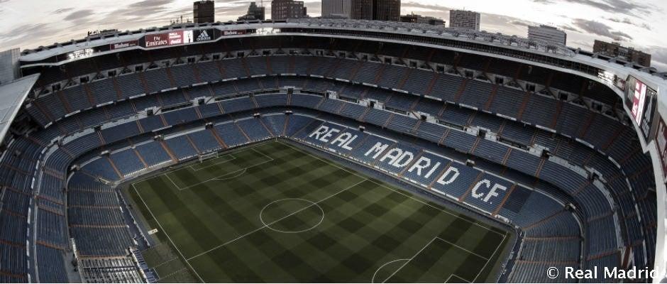 El nuevo Bernabéu tendrá césped retráctil