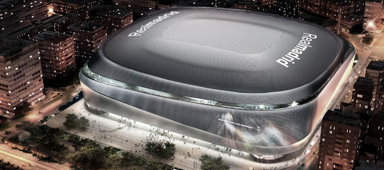 El coronavirus frena la remodelación del Bernabéu