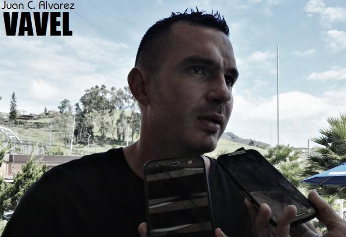 """Alejandro Bernal: """"Hay muchas ganas de pelear el puesto"""""""