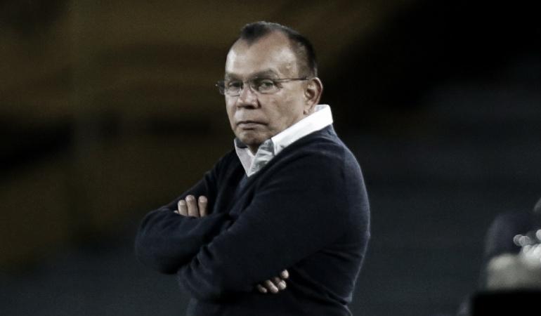 """""""Es un triunfo que logramos con mucho sacrificio"""":Jorge Luis Bernal"""