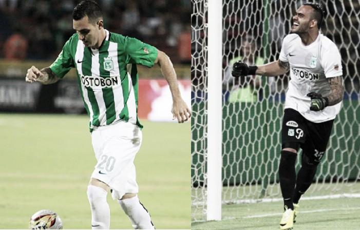 Alejandro Bernal y Cristian Vargas: Experiencia y equilibrio 'verde'