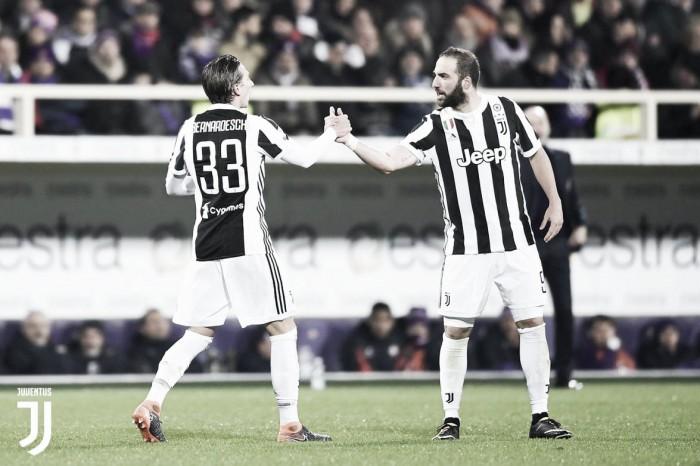 Fiorentina-Juventus: a spuntarla sono sempre i bianconeri!