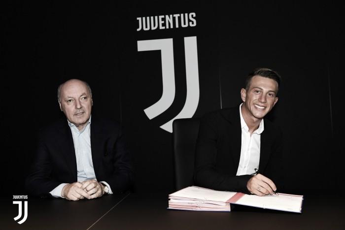 Juventus, ecco Bernardeschi. Ufficiale il suo arrivo, contratto fino al 2022