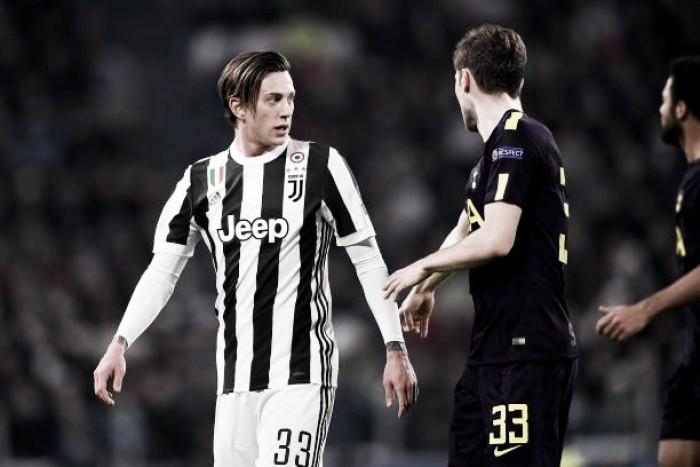 Após empate, Bernardeschi acredita em triunfo da Juventus contra o Tottenham na Inglaterra