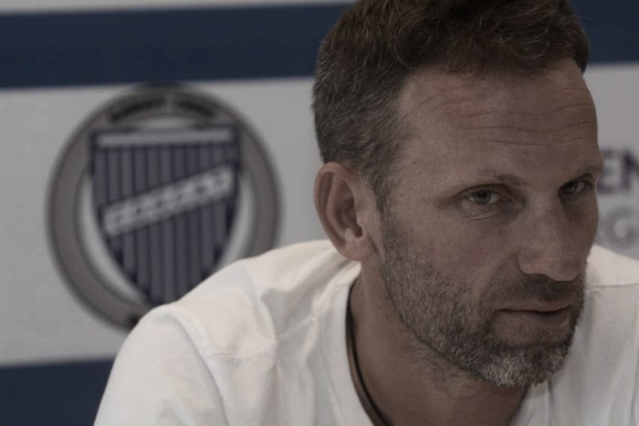 """Lucas Bernardi: """"Tenemos muchas más cosas a favor que en contra"""""""