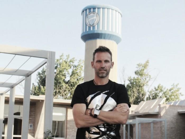 """Bernardi: """"Es mi primer Copa como entrenador y estoy orgulloso"""""""