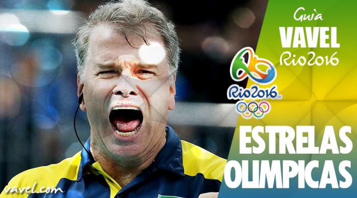 Conheça Bernardinho, técnico da seleção brasileira masculina de vôlei