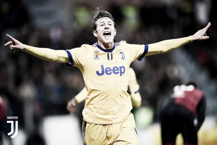 Juventus no afloja el paso