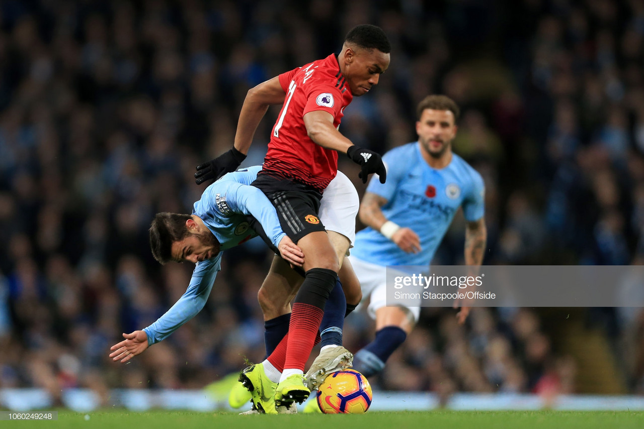 Manchester United vs Manchester City Preview: Guardiola's men look to take huge leap towards title