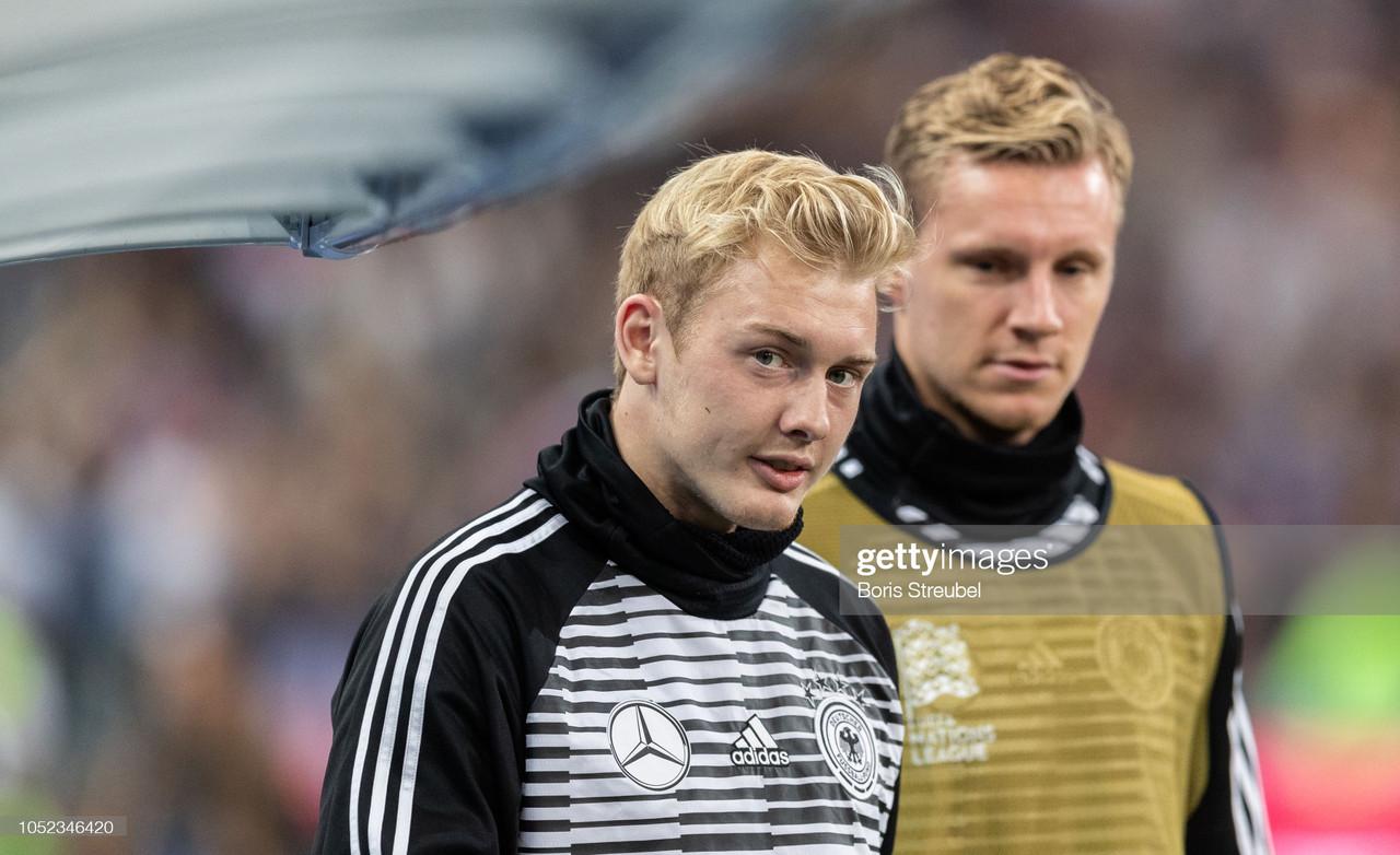 Bernd Leno Hopeful of Julian Brandt Reunion at Arsenal