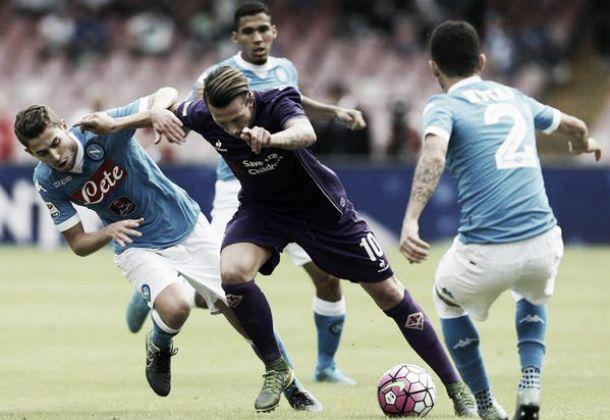 Fiorentina, sconfitta a testa alta: le parole di Sousa e Ilicic