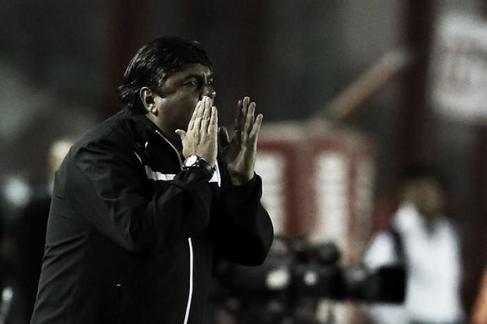 """Fernando Berón: """"Ojalá Milito pueda plasmar lo que quiere"""""""