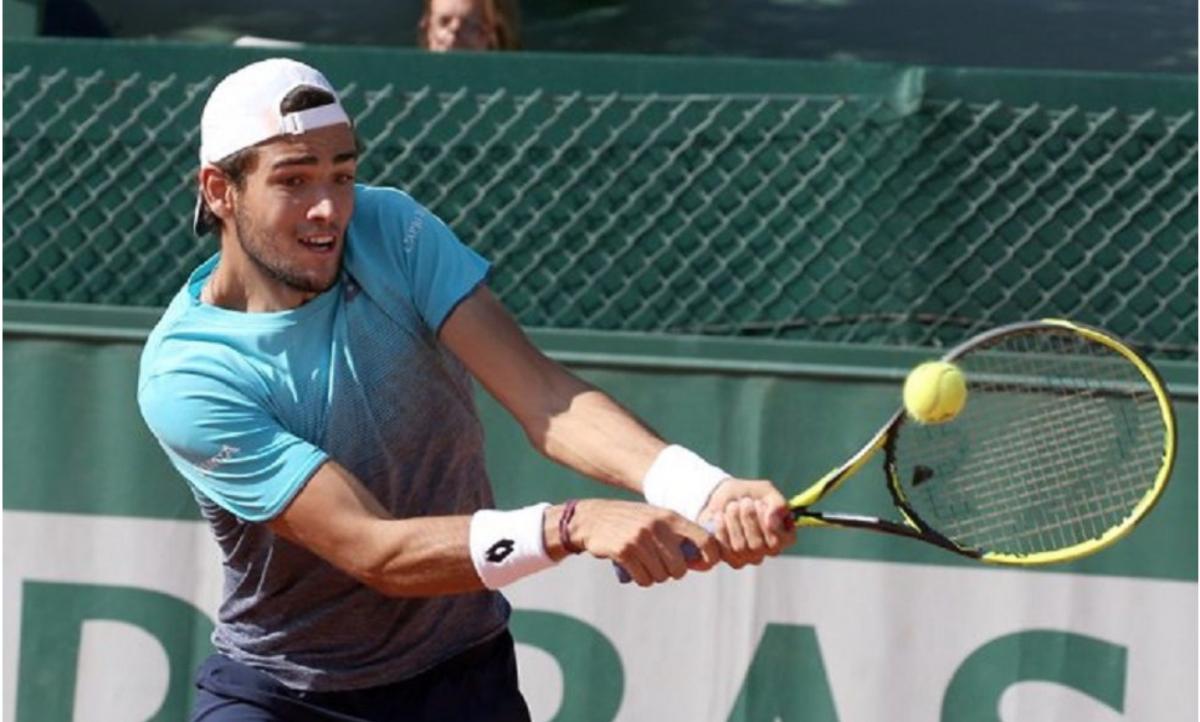 Coppa Davis- Berrettini non trema alla sua prima, battuto Gunneswaran e 2-0 conquistato