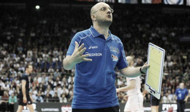 Mauro Berruto spiega le ragioni delle sue dimissioni da allenatore dell'Italvolley maschile