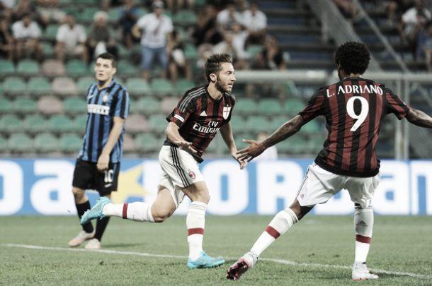 Milan, lesione alla coscia per Bertolacci: salterà il derby