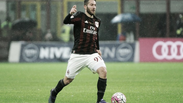 Bertolacci, contro il Bologna probabile il rientro nella formazione titolare