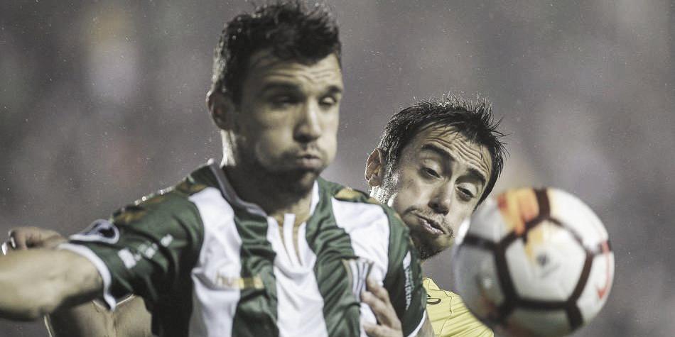 """Nicolás Bertolo: """"Cometimos un error y lo pagamos caro"""""""