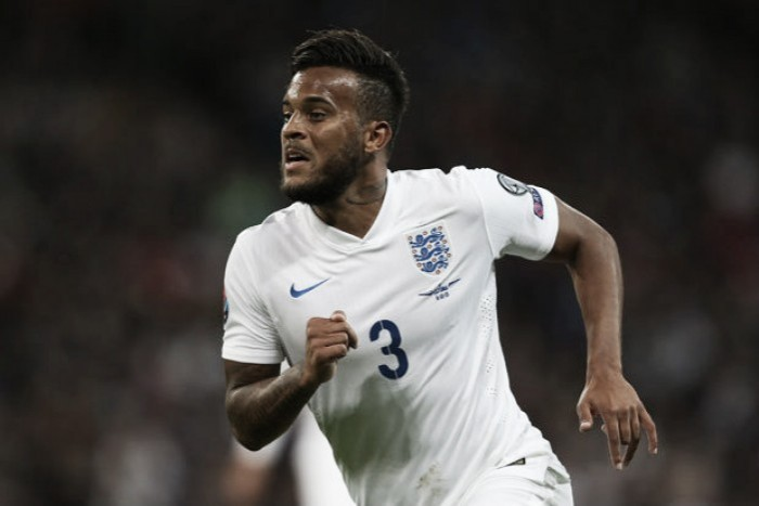 Ryan Bertrand withdraws from England squad