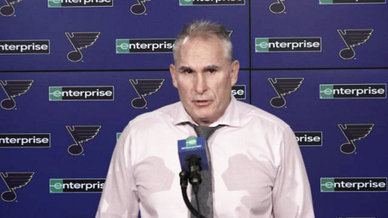 What is wrong with the St. Louis Blues?