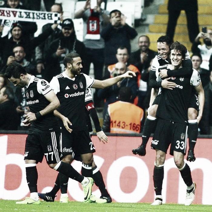 Resumen de la jornada 21 de la Süper Lig 2017