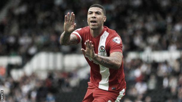 Best endured a frustrating three years with Blackburn - image via bbc.co.uk