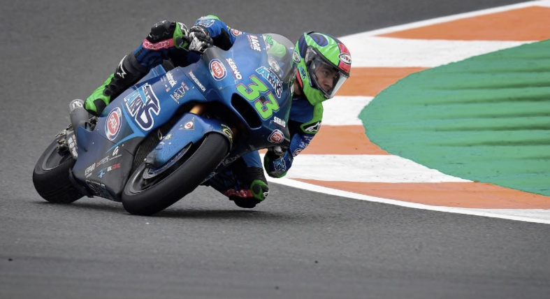 GP Europa Moto2: sin riesgos durante la FP3