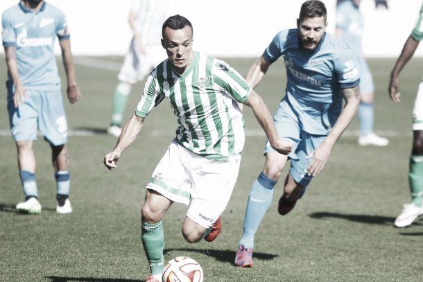 El Betis no supera los acelerones del Zenit