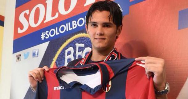Bentancourt firma por el Bologna